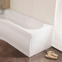 Reva Shower Bath End Panel