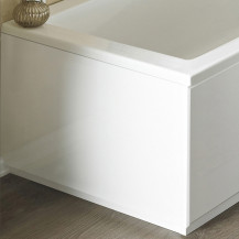 Austin 750mm White Gloss End Bath Panel
