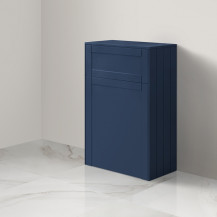 Nottingham 500mm Indigo Blue WC Unit