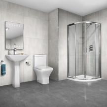 Aquafloe 900 Quadrant & Tray with Chicago Suite