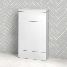 Austin 500mm White Gloss WC Unit