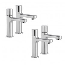 Vanda Basin & Bath Pillar Taps
