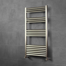 Venetian 1000 x 500 Aluminium Heated Towel Rail