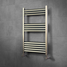Venetian 800 x 500 Aliminium Heated Towel Rail