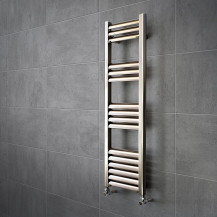 Venetian 1000 x 300 Aluminium Heated Towel Rail
