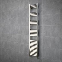 Venetian 1600 x 300 Aluminium Heated Towel Rail