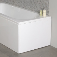 Dee Shower Bath End Panel