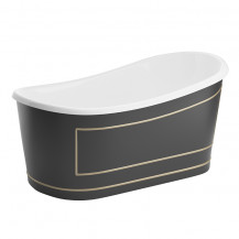 Metropolitan 1676 x 900 Traditional Freestanding Bath