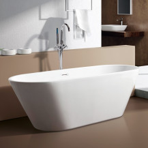 Bari 1700 x 740 Freestanding Bath