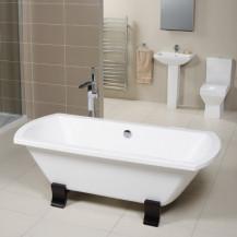 Tabor™ Full Pedestal Freestanding Bathroom Suite