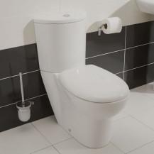 Prima Toilet with Toilet Seat