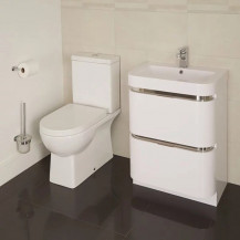 Modena Murcia 60 Floor Mounted Vanity Drawer Unit Suite