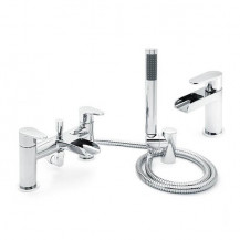 Mara Bath Shower Mixer and Basin Tap Pack