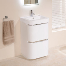 Murcia 60 Floor Mounted Vanity Drawer Unit