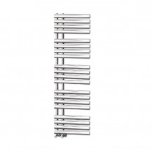 Finesse Designer 1600 x 450mm Chrome Heated Towel Rail