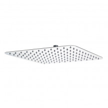 Hudson Reed Fixed Square Shower Head 400 mm