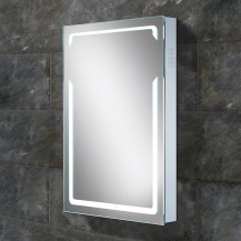Resonance Illuminated LED Audio Mirror 700(H) 500(W) 70(D)