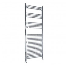 Beta Heat 1700 x 500mm Straight Chrome Heated Towel Rail