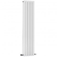 Nevada Beta Heat 1600 x 360mm Double Panel White Radiator