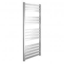 Somerset 1165 x 600mm Flat Heated Towel Rail