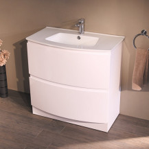 Voss™ 810 Floor Mounted Vanity Drawer Basin Unit