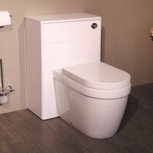 Voss™ 550 WC Unit with Aurora Toilet