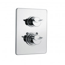 Rosina 1 Outlet Thermostatic Concealed Shower Valve