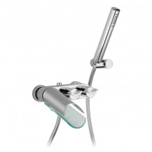 Rosina Wall Mounted Bath Shower Mixer