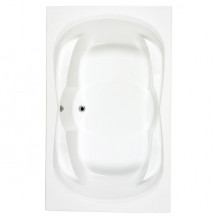 Loreto 1800 x 1100 Double Ended Bath
