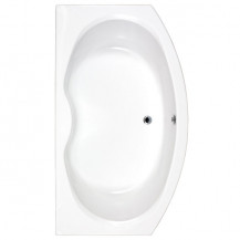 Corsica 1700 x 970 Bow Fronted Bath
