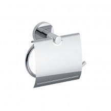 Roco Toilet Paper Holder With Lid