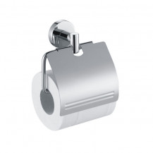 Elba Toilet Paper Holder With Lid