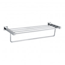 Tetra Double Towel Rack