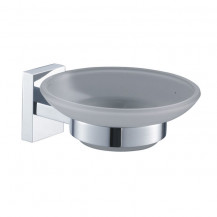 Novara Soap Dish & Holder