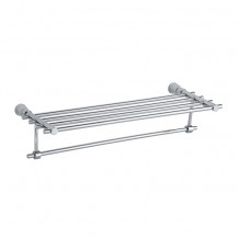 Capri Double Towel Rack