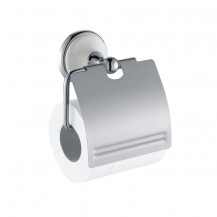 Jubilee Toilet Paper Holder With Lid