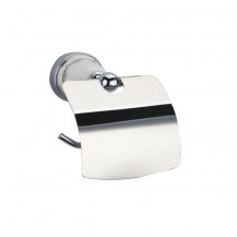 Lowry Toilet Paper Holder With Lid