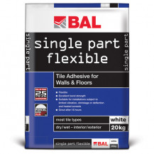 BAL Single Part Flexible 20kg Adhesive