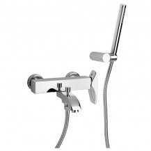 Nora Wall Mounted Bath Shower Mixer