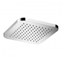 Nero Square Showerhead