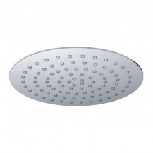 Round Slimline Shower Head 250x250