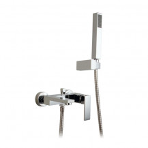 Elda Wall Mounted Bath Shower Mixer