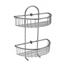 Two Tier Shower Basket