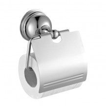 Middleton Toilet Paper Holder With Lid