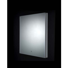 RAK Resort LED Mirror with Demister Pad and Shaver Socket