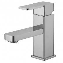 RAK Series 600 Basin Monoblock Mixer Tap with Pop Up Waste