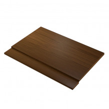 Darcey Wenge Effect 800 Bath End Panel