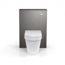 Darcey Wenge Effect Toilet Unit 850x600x220