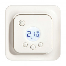 Electric Under Floor Heating  Simple LCD Thermostat