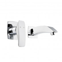 Nora Wall Mounted Basin Mixer